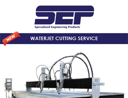 waterjet brochure