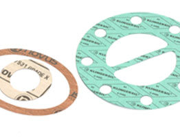 compressed synthetic fibre jointing and gaskets