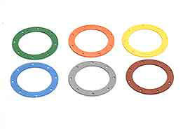 rubber and sponge gaskets