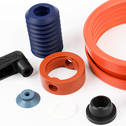 Rubber Moulding, Extrusion & Inflatable Seals