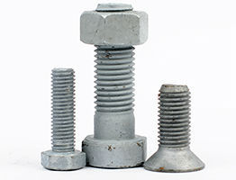coated bolts