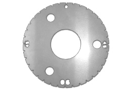 stainless steel measurement disc